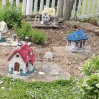 LF fairy garden